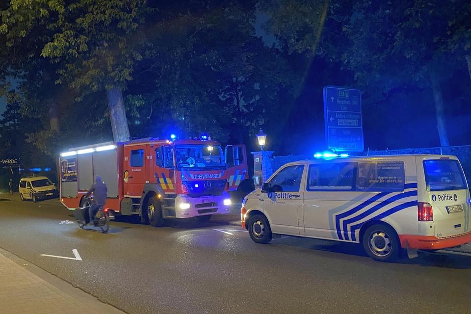 De hulpdiensten rukten in september 2020 uit naar de Steenweg op Gierle in Turnhout voor een brandstichting en poging tot afpersing. De rechtbank heeft de daders veroordeeld.
