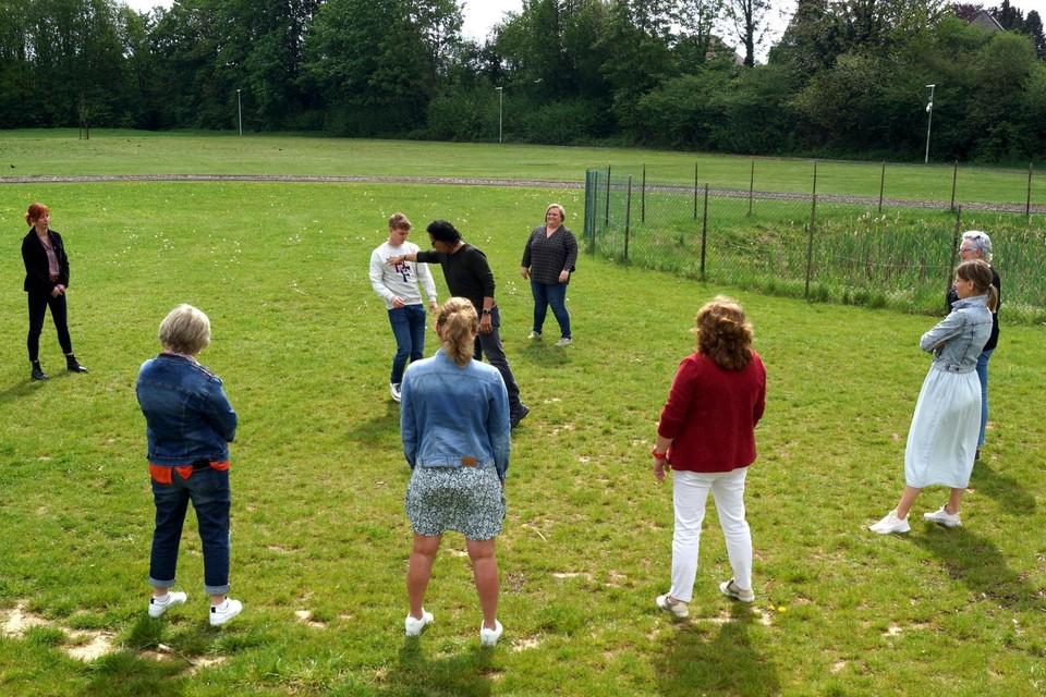 Vzw HeDiOr organiseerde deze week een opleiding over burn-out en depressie voor haar 90 werknemers.