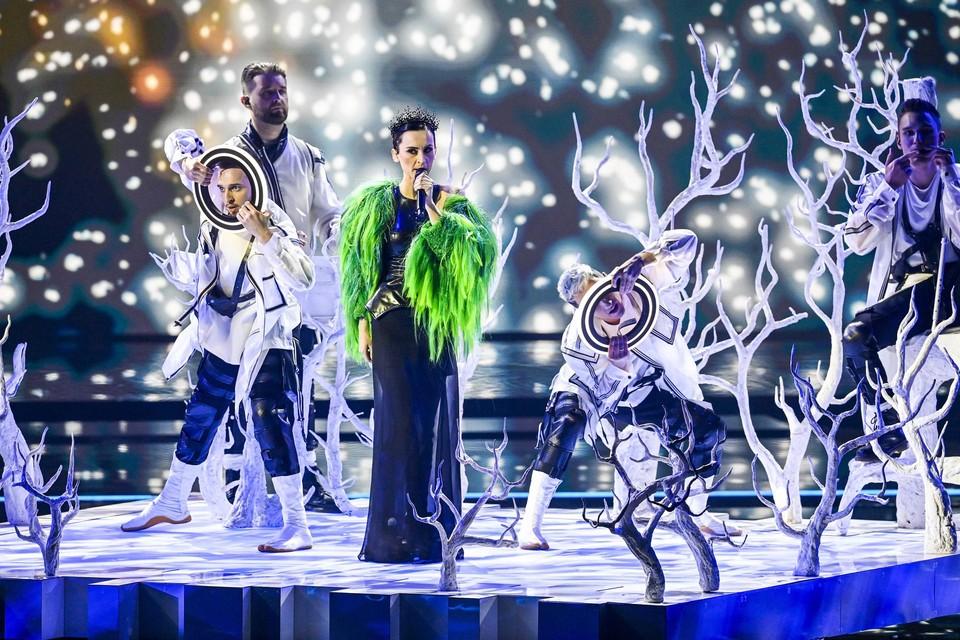 Het Oekraïnse Go_A, dat recent indruk maakte op het Eurovisiesongfestival, komt naar Crammerock.