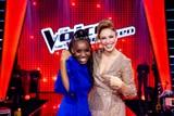 thumbnail: Een dolgelukkige Grace samen met haar coach Natalia.