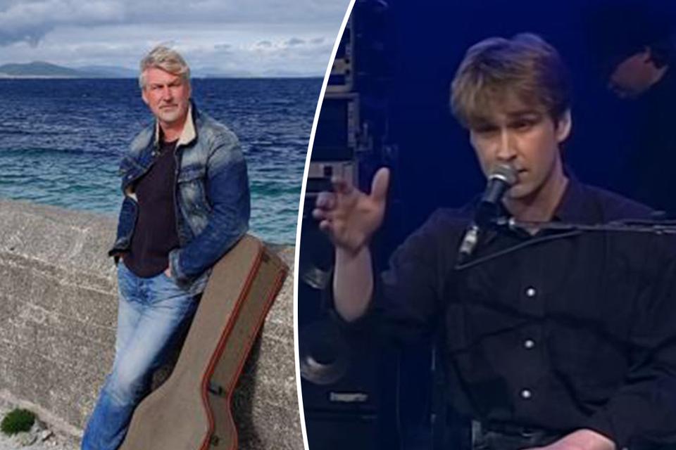 """Philippe Robrecht, bekend van de Vlaamse evergreen 'Magie', woont sinds 2017 op een eiland aan de Ierse kust. """"Er is kalmte, en elke dag muziek. Dat had ik thuis niet."""""""