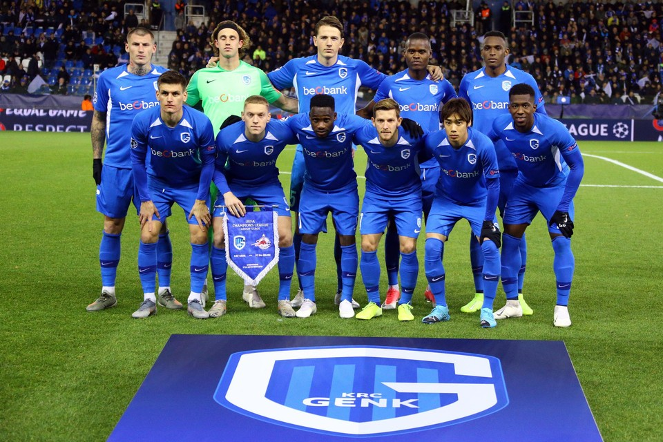 Twee jaar geleden beleefde KRC Genk zijn derde Champions League-avontuur.