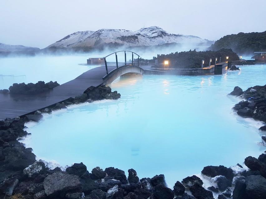 De Blue Lagoon, IJsland