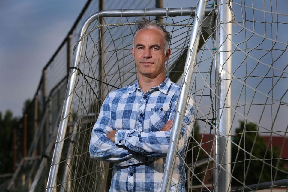 Diest-coach Eddy Bokken.