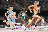 thumbnail: Dafne Schippers liep autoritair naar de finale op 200 meter
