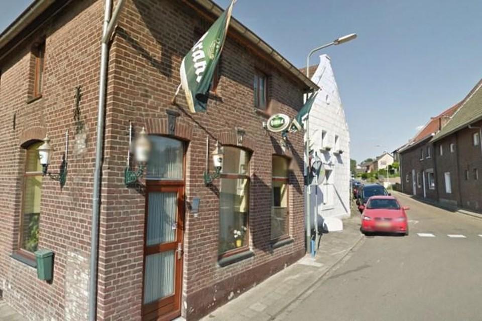 Café 't Stoakhoes in Berg aan de Maas.
