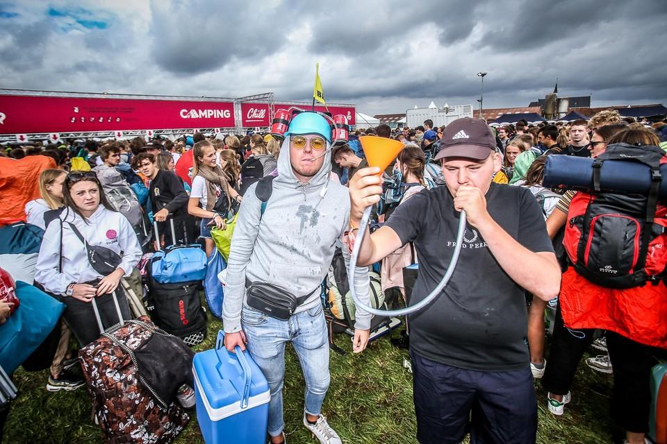 De volgende dagen wil Pukkelpop bekijken hoe het zijn festival safe kan houden.
