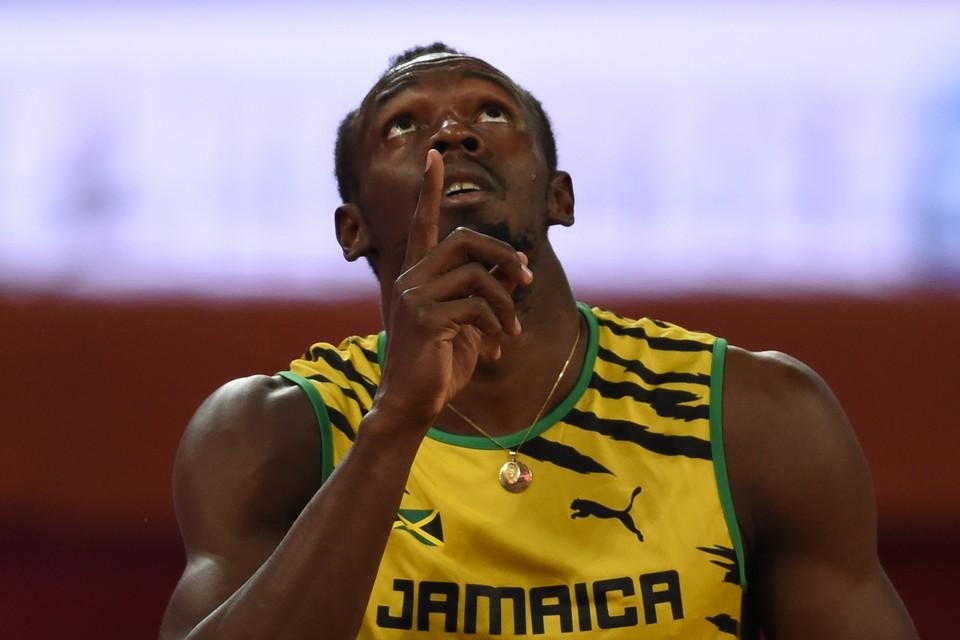 Usain Bolt is na de koning van de 100 meter ook de koning van de 200 meter