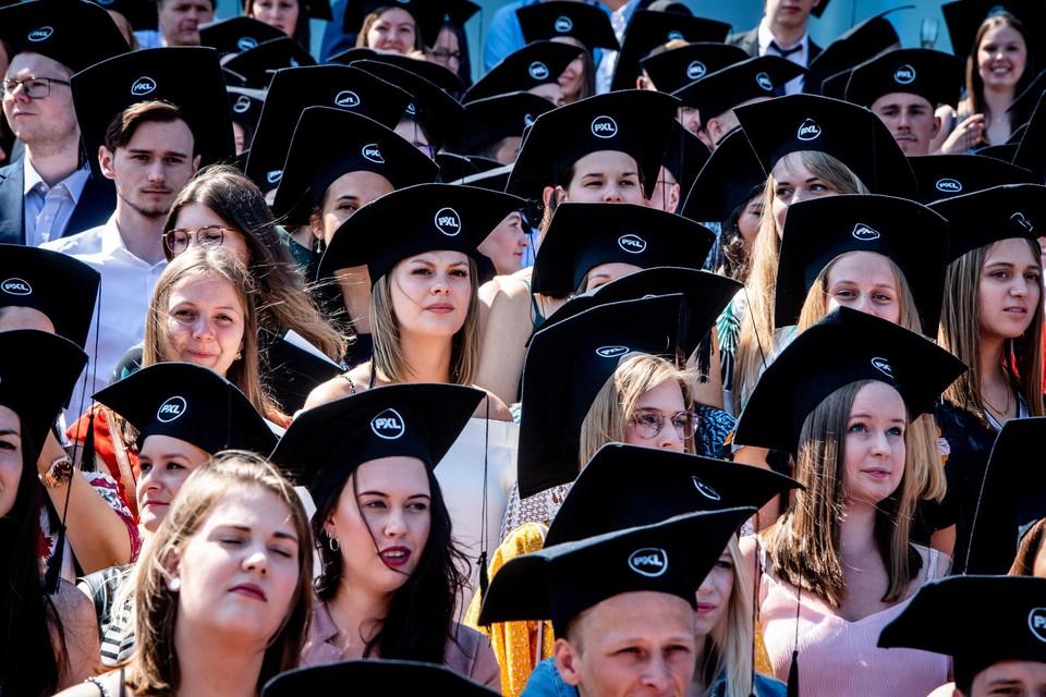 Limburg heeft maar 23 professionele bacheloropleidingen, tegenover gemiddeld 42 in de vier andere Vlaamse provincies.