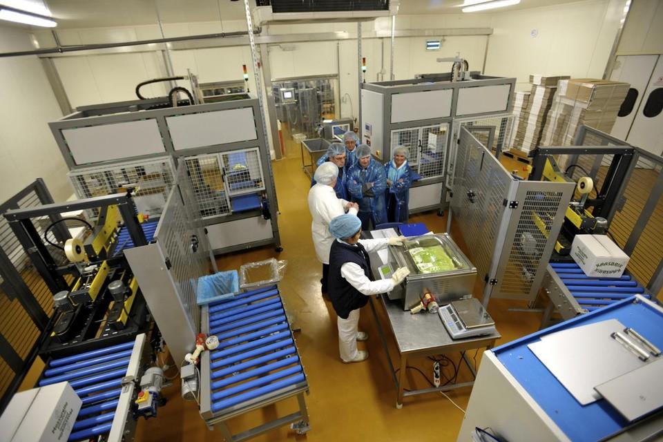 Kaasbrik is een specialist en het raspen en verpakken van vooral mozarella.