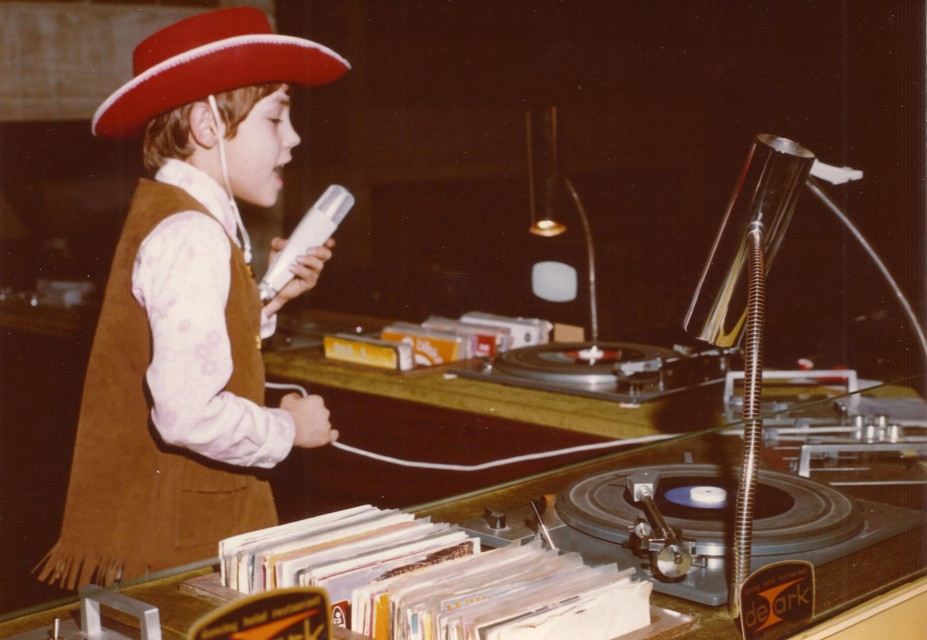 Dj Dave Jumpy, de jongste dj van België.