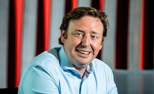 Burgemeester Bob Nijs (CD&V) van Lommel