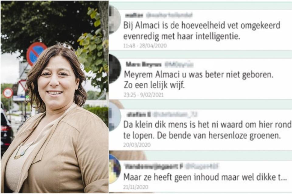 Meyrem Almaci krijgt dagelijks seksistische of haatberichten.