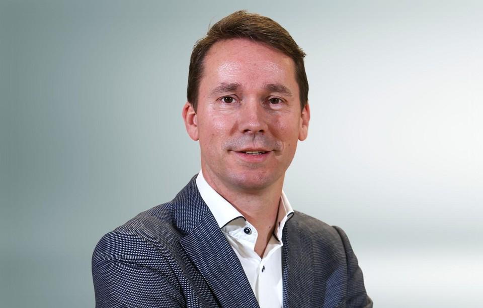 Burgemeester Jo Brouns (CD&V)