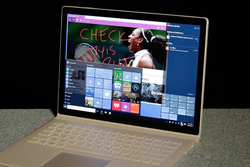 Microsoft wil al zijn energie en geld spenderen aan het huidige besturingssysteem, Windows 10.