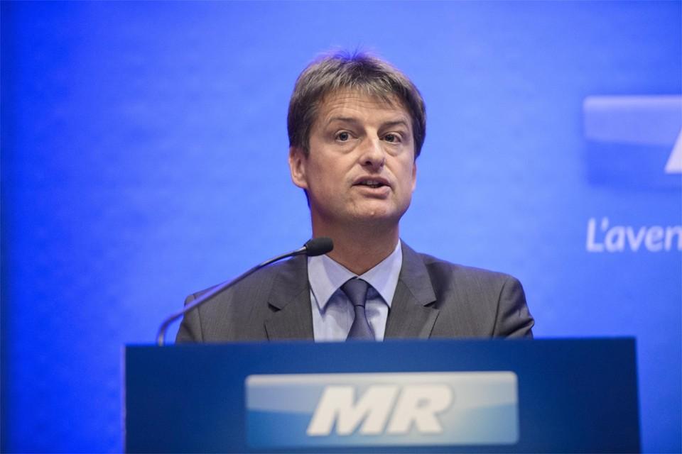 Olivier Chastel (MR)