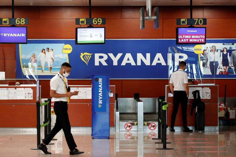 Voor het hele boekjaar verwacht Ryanair 26 tot 30 miljoen passagiers. Vóór de uitbraak mikte de groep nog op 155 miljoen reizigers.