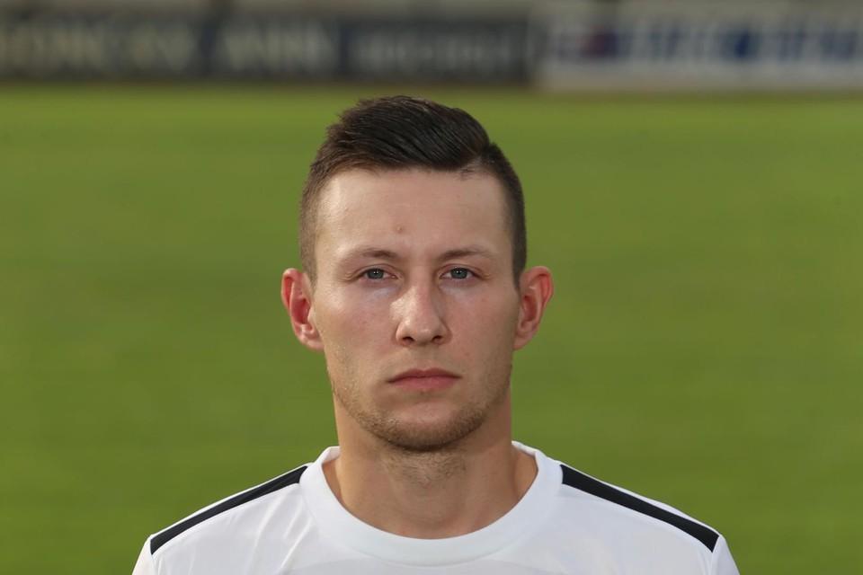 Dean Boiten (Belisia) boog met twee doelpunten de achterstand om in een overwinning