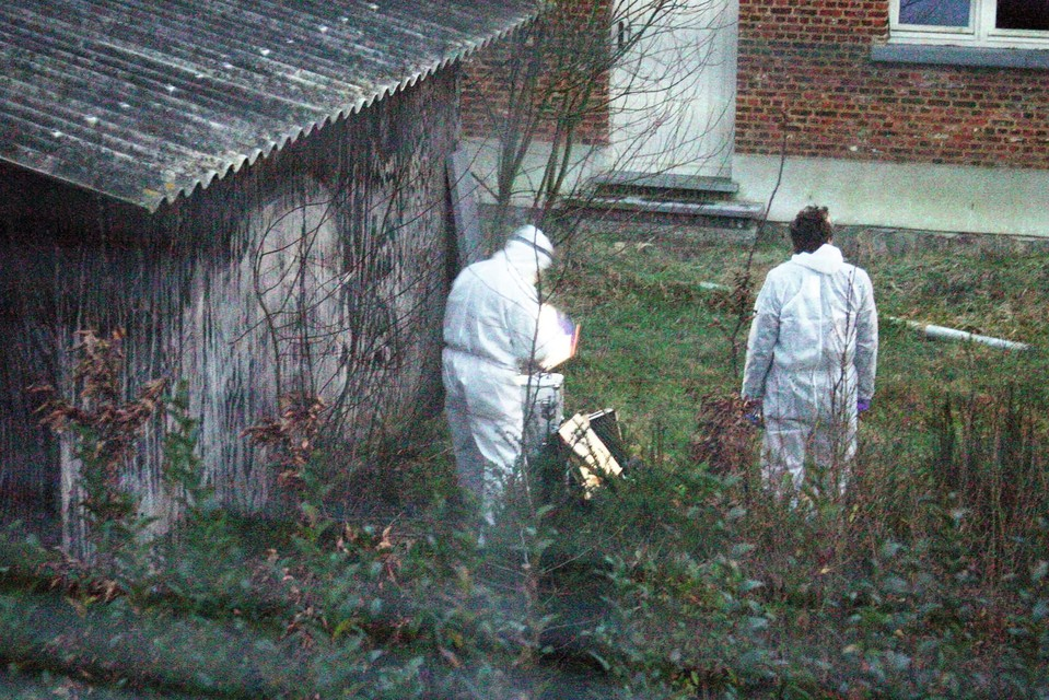 De zoektocht naar het lichaam van Priscilla in Heist-op-den-Berg.