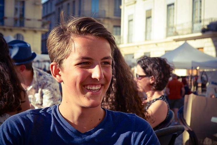 De 18-jarige Arne Decock overleed twee jaar geleden.
