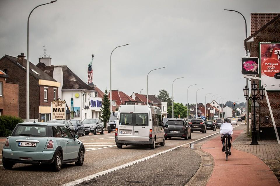 De Chaussée d'Amour in Sint-Truiden.