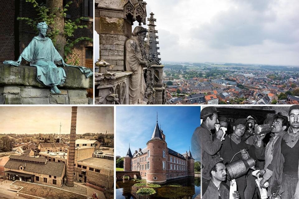 Krijgen van Veldeke, Tongeren, de stroopfabrieken, Alden Biesen en de mijnwerkers een plek in de Vlaamse canon?