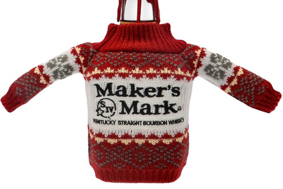 Bourbon whiskey Maker's Mark - 32,99 euro