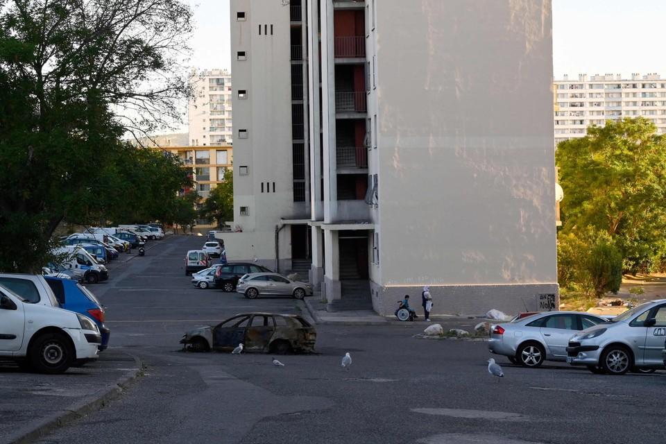 Archiefbeeld: Marseille wordt de laatste tijd getroffen door extreem bendegeweld. Er wordt nagegaan of ook deze moord zich in die context afspeelde.