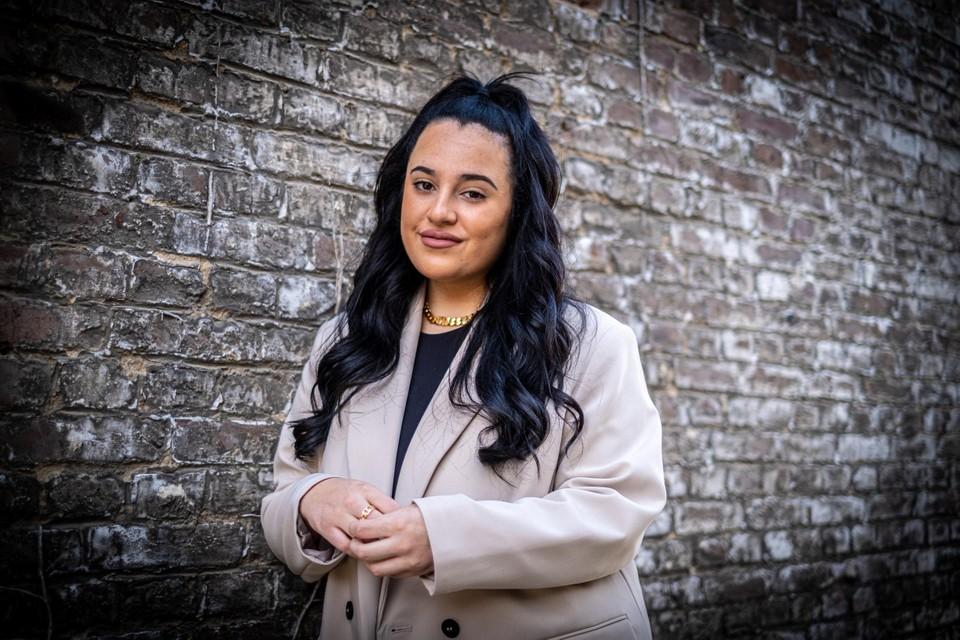 Sarah Mahassine (20) getuigde in Het Belang van Limburg over haar gastric sleeve.