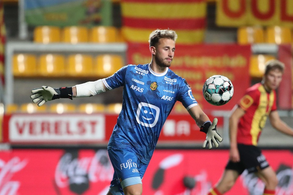 Gaëtan Coucke gaat met KV Mechelen op bezoek bij zijn ex-club KRC Genk.