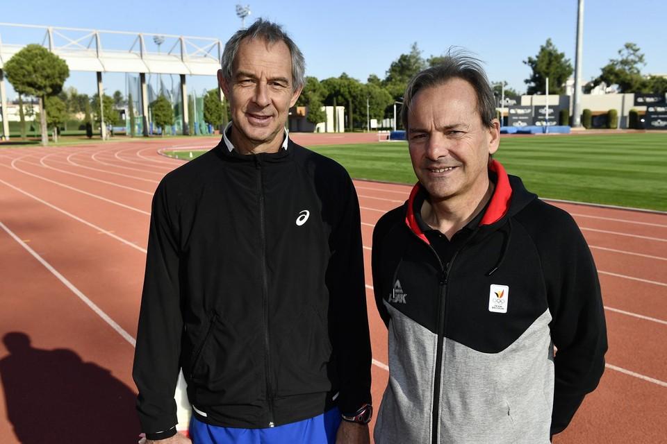 Wim Vandeven (l) en Rudi Diels staan achter het nieuwe beleid.