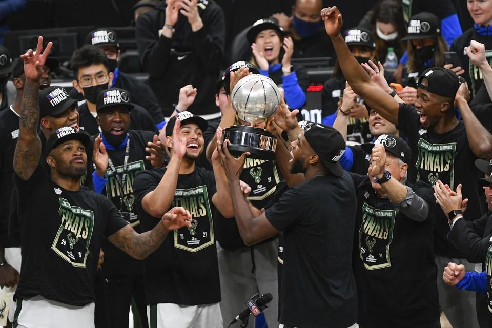 Milwaukee mag naar de NBA-finale.
